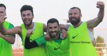 Mehmet Öztonga veda eden 12. futbolcu oldu