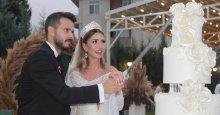 Murat Kolburan ve Rumeysa'nın en mutlu günü