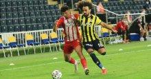 41 numaralı Gökdeniz, Fenerbahçe maçında 6 dakika oynadı