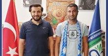 Beton Emin, Arnavutköy'de antrenör oldu!