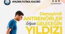 Ayazma Futbol Okulu açılıyor