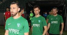 Kocaelispor'da 23 futbolcuya lisans çıktı