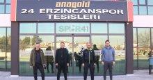 24 Erzincan Kulübü tesislerini Kocaelispor'a açtı