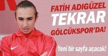 Fatih Adıgüzel tekrar Gölcükspor dedi