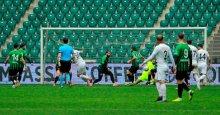 KOCAELİSPOR – Hekimoğlu maçının önemli anları