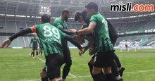 Kocaelispor – Hekimoğlu Trabzon maçının özeti