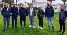 Belediyespor Derincespor yönetiminden Antalya'ya çıkarma