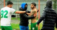 Sefa'ya kafa atan Kerem Pala 3 maç ceza aldı