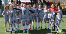 Kocaeli Kadın Futbol Kulübü D Grubu'nda yer aldı