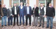 Önder Tokuç, Taşköprü Birlikspor'un yeni başkanı oldı.