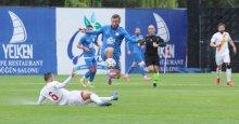 Edirnespor - Belediye Derincespor maçının özeti