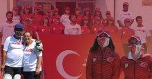 Milli kriketçilerimizin Denizli kampı sürüyor