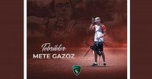 Senin gurur duyuyoruz Mete Gazoz!