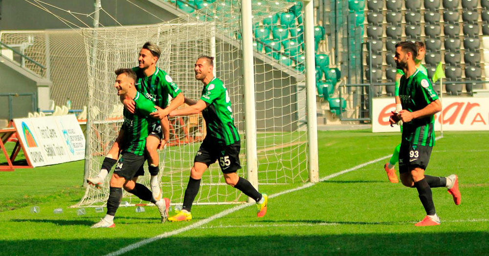 KOCAELİSPOR - Ankara Demir: 3-0